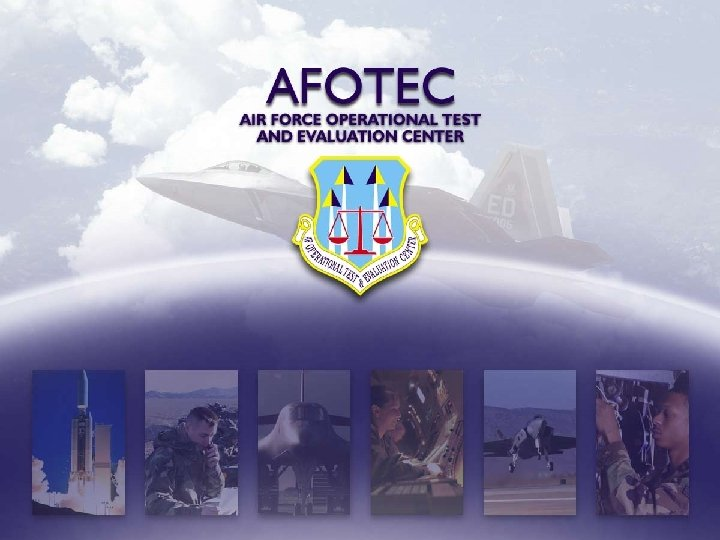 OTE Transformation Framework Air Force OTE Perspective 4