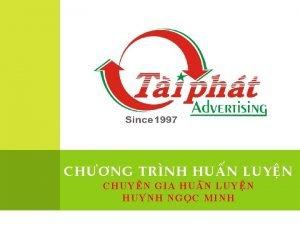 CHNG TRNH HUN LUYN CHUYN GIA HU N