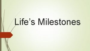 Lifes Milestones Roman Milestones Milestones Mile Markers We