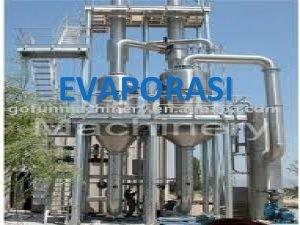 EVAPORASI Evaporasi pengurangan air dari bahan encer untuk