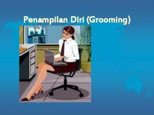 Penampilan Diri Grooming Grooming Groom Bahasa Inggris Indonesia