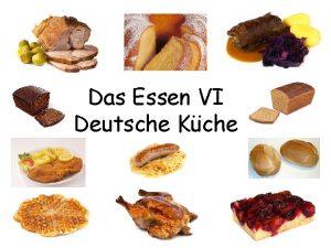 Das Essen VI Deutsche Kche Kaiserschmarren Kaiserschmarren Frankfurter