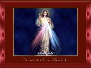 Fiesta de la Misericordia Divina Domingo posterior a