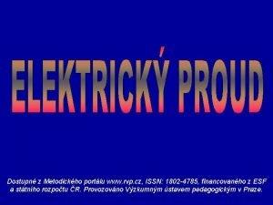 Dostupn z Metodickho portlu www rvp cz ISSN