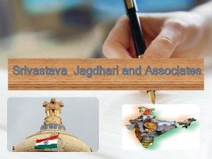 Srivastava Jagdhari and Associates Whats Labour Law Labour