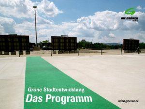 Vienna Urban development issues and concerns Urban Sprawl
