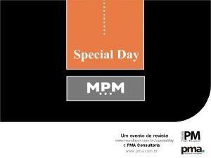 e PMA Consultoria www pma com br Maturidade