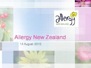 Food allergy in adults whats new on the