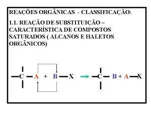REAES ORG NICAS CLASSIFICAO 1 1 REAO DE