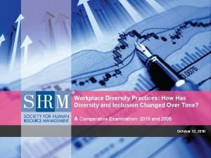 Workplace Diversity Practices How Has Diversity and Inclusion
