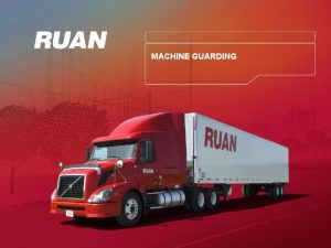 MACHINE GUARDING Objectives Identify basic machinery terms Identify