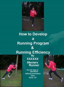 How to Develop a Running Program Running Efficiency