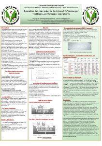 Universit Kasdi Merbah Ouargla Facult des sciences appliques