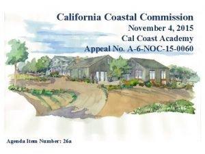 California Coastal Commission November 4 2015 Cal Coast