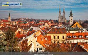 Balkan Dreams end Bulgaria Zagreb Capital and centre