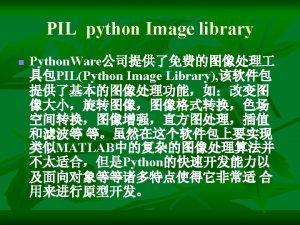 PIL n PIL Image Image Draw Image Enhance