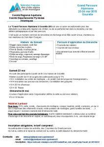 Comit Rgional Aquitaine Comit Dpartemental Pyrnes Atlantiques Grand