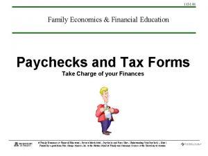 1 13 1 G 1 Family Economics Financial