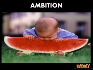 AMBITION Philippians Chapter 3 Finally my brothers rejoice