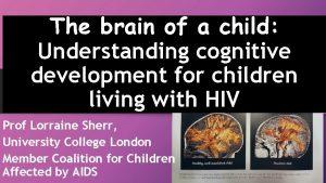 The brain of a child Understanding cognitive development