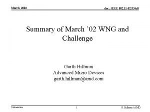 March 2002 doc IEEE 802 11 02334 r