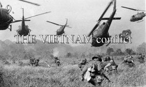 9 THE VIETNAM conflict THE VIETNAM WAR 1955