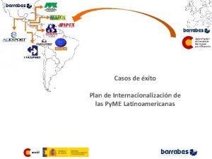 Casos de xito Plan de Internacionalizacin de las