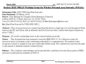 doc IEEE 802 15 10 0161 00 004