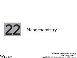 Engineering Chemistry revised edition ISBN 978 81 265