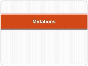 Mutations 1 Hollywood likes mutations 2 Hollywood likes