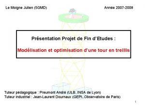 Le Moigne Julien 5 GMD Anne 2007 2008
