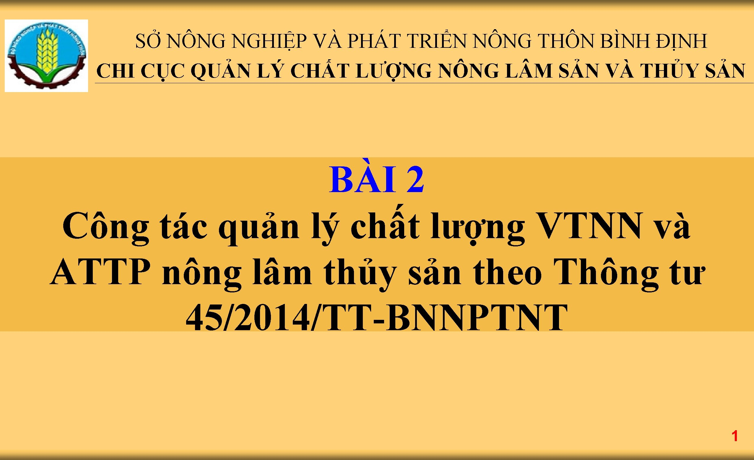 S NNG NGHIP V PHT TRIN NNG THN