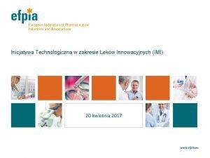 Inicjatywa Technologiczna w zakresie Lekw Innowacyjnych IMI 20