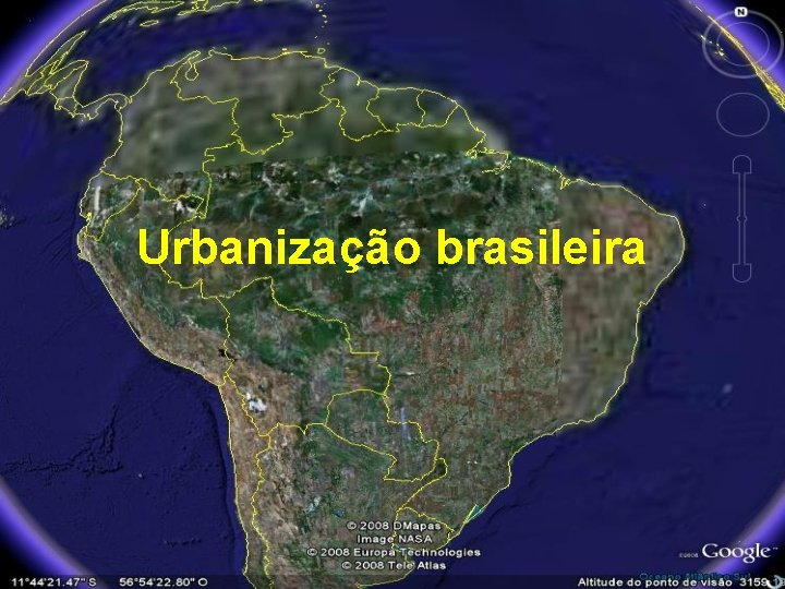 Urbanizao brasileira Como tudo comeou Sculo XVI canadeacar