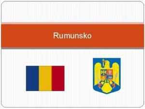 Rumunsko Zkladn informcie hlavn mesto Bukure rozloha 238