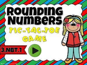 Rounding Numbers Ti Ct AcTo E Ga Me