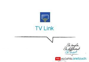 TV Link 1 Que es TV Link Miracast