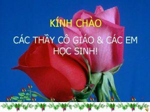 CHO KNH MNG CHO WELCOME CC THY C