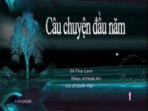 St Truc Lam Nhc s Hoi An Ca