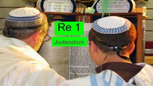 Re 1 Judendom 1 Kunskapskrav som ska testas