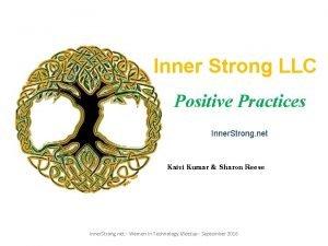 Inner Strong LLC Positive Practices Inner Strong net