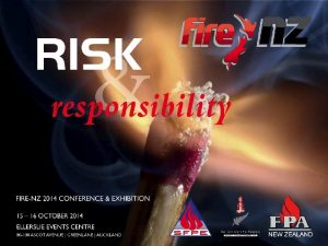 Trent Fearnley Reliability of Sprinkler Systems Reliability of