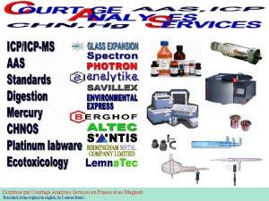 Courtage Analyses Services Distribu par Courtage Analyses Services