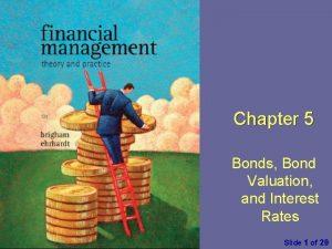 Chapter 5 Bonds Bond Valuation and Interest Rates