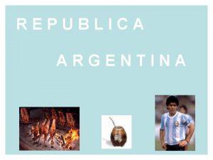 REPUBLICA ARGENTINA MAPA DE LA REPUBLICA ARGENTINA AEROPUERTO