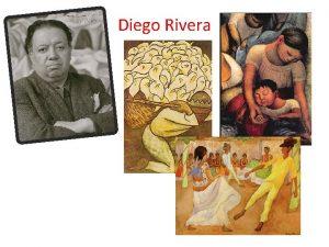 Diego Rivera Diego Rivera Born on December 8