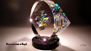 Las esculturas de vidrio del extraordinario artista Jack
