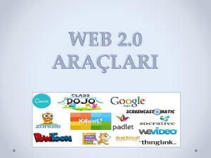 WEB 2 0 ARALARI BLDNZ GB HER HAFTA