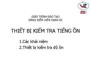 GIO TRNH O TO NG KIM VIN HNG