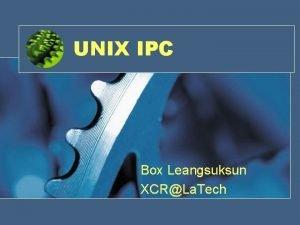 UNIX IPC Box Leangsuksun XCRLa Tech UNIX IPC